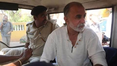 Journalist Tarun Tejpal charged with rape, pleads not guilty