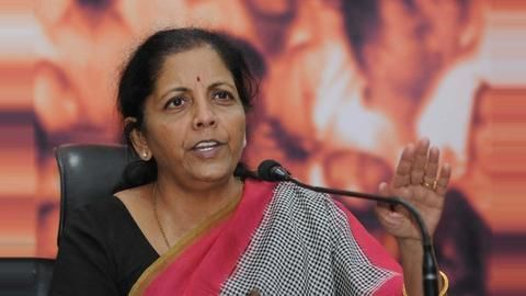 Nirmala Sitharaman teaches Chinese soldiers the meaning of 'Namastey'