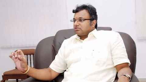 CBI: Karti tampered with evidence during visits abroad