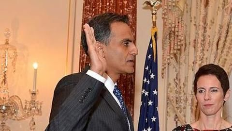Richard Verma: Have to keep working at Indo-US relations