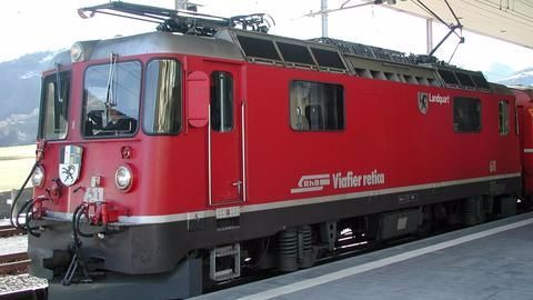 30 injured after two trains collide in Switzerland