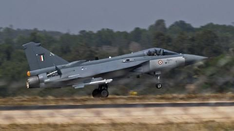 Navy rejects Tejas