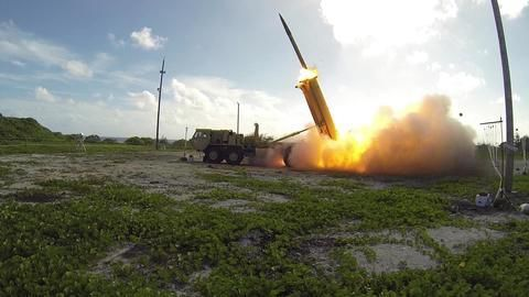 US deploying THAAD in South Korea