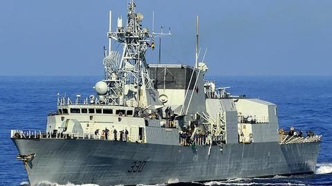 Reliance, US Navy sign warship repair contract