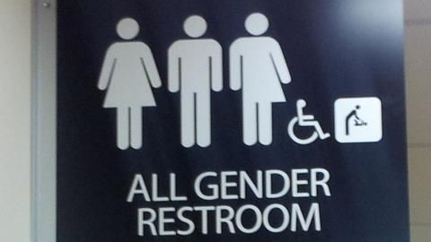 The issue of transgender toilet use