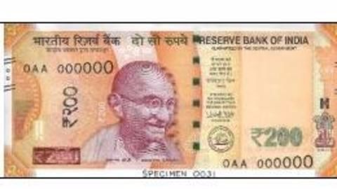 Remonetization: RBI to issue Rs. 200 banknote