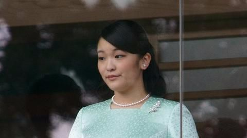 All for love- Japan's Princess Mako to lose royal status