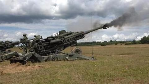 Chinese spares fraudulently used in army's modern artillery
