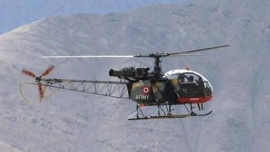 All about the Indian military's Cheetah helicopter
