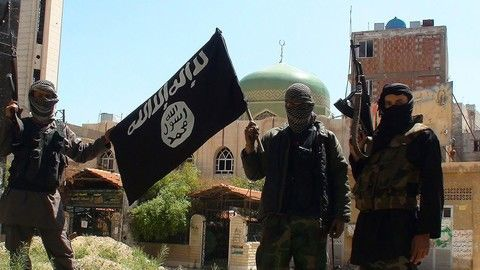 ISIS blows up centuries old mosque in Mosul