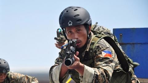 Why has martial law been declared?