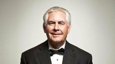 Rex Tillerson visits Russia to discuss Syria