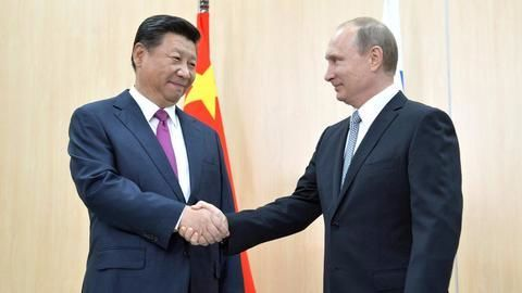 China's Xi to meet Putin in Moscow amid closer ties