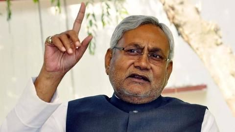 Nitish Kumar-led JD(U) passes resolution to join BJP's NDA coalition