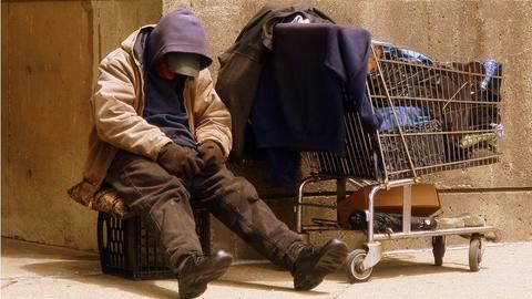 LA dubbed the homeless capital of America