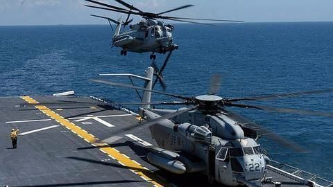 India launches bids for 234 helicopters for navy worth $5bn