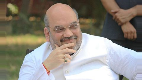 Shah: BJP to win 200 seats in 2018 MP elections