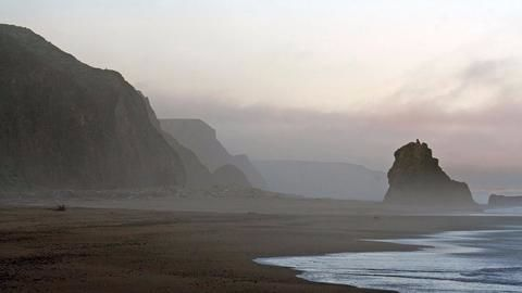 Sands of time: Freak tide returns Irish beach after 33-years