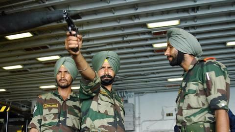 India responded with daring military operation