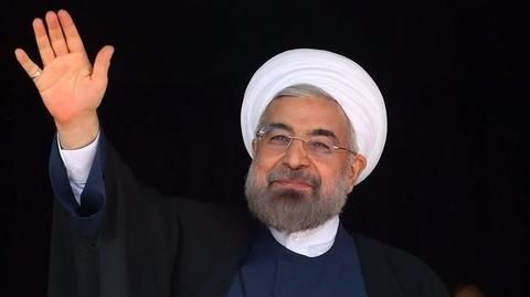 Iran elections- Hassan Rouhani wins, gets second term