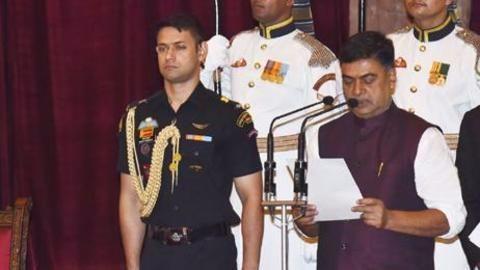RK Singh: Former bureaucrat who challenged ministers now becomes one