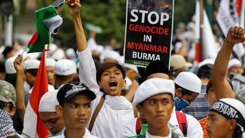 NHRC to oppose government's decision to deport Rohingyas at SC