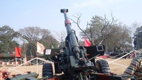Indian army's artillery modernization plan lagging behind by decades