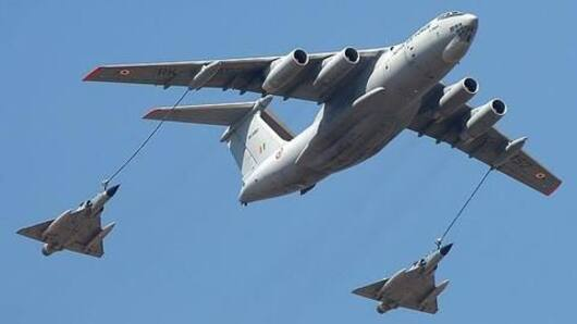IAF's mid-air refuelling capability is under threat