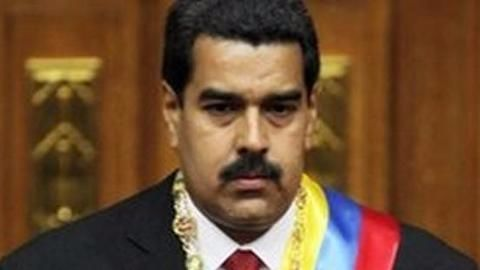 "Opposition leader says Maduro is committing ""constitutional fraud"""