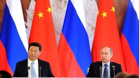 China-Russia converge on several geopolitical issues