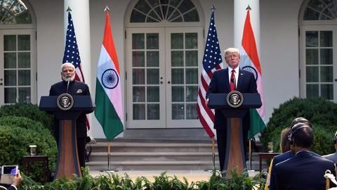Why the growing Indo-US friendship has irked China