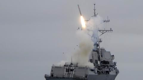How did advanced US Navy warship fail to avert collision?