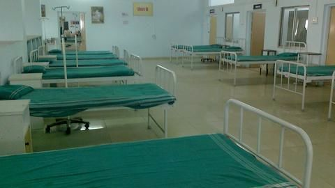 Punjab's healthcare system in tatters