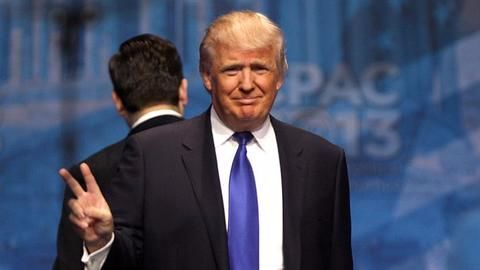 Trump feels Foxconn has expressed confidence in American economy