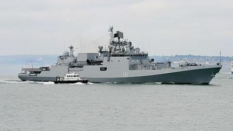 All about the Indian Navy's Talwar-class frigates