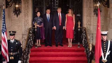 Trump to discuss China's 'predatory' trade practices during visit