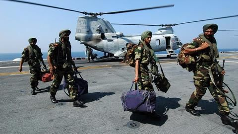 What this China's new overseas military mean for India