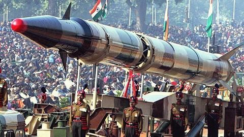 India's advanced nuclear weapons delivery systems