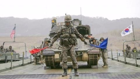 US and South Korea to conduct military exercises