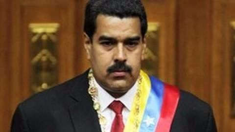"""Maduro says """"terrorist attack"""" sponsored by Colombia and US"""