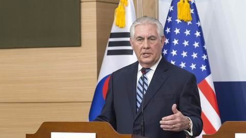 Tillerson breaks tradition, won't host Ramzan event
