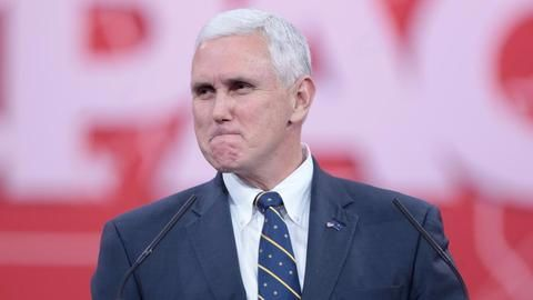 American VP Pence used private email as governor