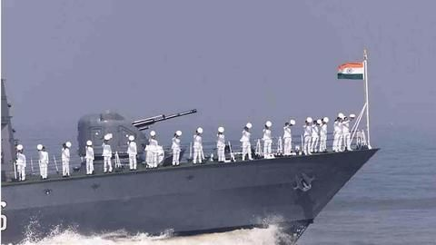 Indian Navy unveils plan to counter China's growing assertiveness