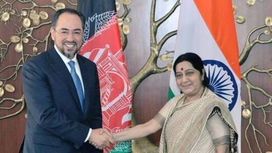India-Afghanistan reaffirm bilateral ties during foreign ministers meet