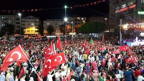 Turkey celebrates first anniversary of failed coup attempt