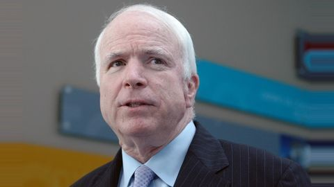 John McCain: 'No peace in Afghanistan without Pakistan's cooperation'