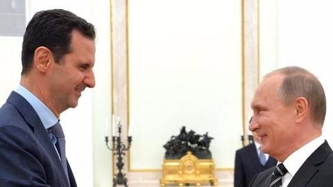 Assad regime and Russia both blame rebels for chemical attack