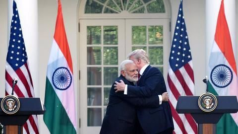 India welcomes Trump's criticism of Pakistan's support for terror groups