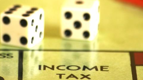 Tax rates for individuals could reduce