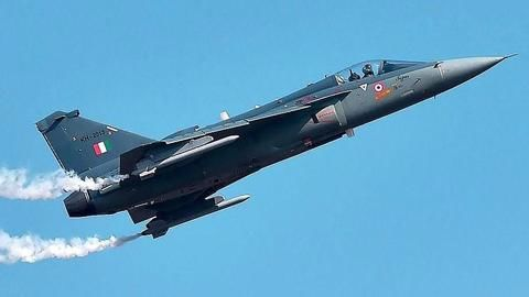 US engines power India's Tejas warplane, indigenous aircraft carrier